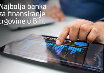 UniCredit u BiH najbolja banka za finansiranje trgovine prema Euromoney istraživanju