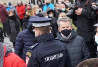 Koje stranke stoje iza protesta u Banjaluci