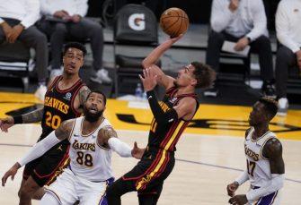 NBA: Bogdanović solidan u trijumfu Atlante nad Lejkersima