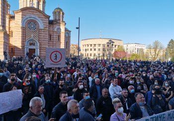 Policija podnosi izvještaj Tužilaštvu protiv Stanišića i Stanivukovića zbog protesta u Banjaluci