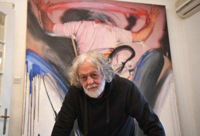 OD KORONA VIRUSA: Preminuo Miloš Šobajić, jedan od najznačajnijih srpskih slikara