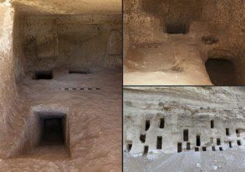 STARE 4.200 GODINA: Arheolozi u Egiptu otkrili 250 grobnica