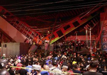KOBNI TRENUTAK: Srušio se nadvožnjak u Meksiku, 24 mrtvih, 79 povrijeđenih (VIDEO)