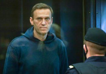 RUSKE VLASTI: Navaljni se više-manje oporavio od štrajka glađu