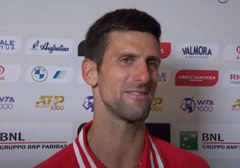 ĐOKOVIĆ: Tenis u Srbiji umire, pali smo sa 8.500 na 1.500 registrovanih igrača