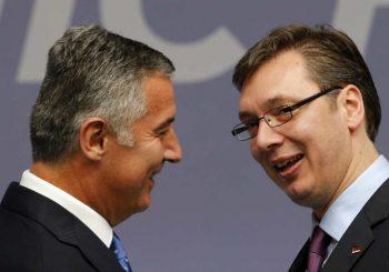 """VEZE SA KRIMINALOM: Francuski """"Mond"""" objavio opširan tekst o Đukanoviću i Vučiću"""