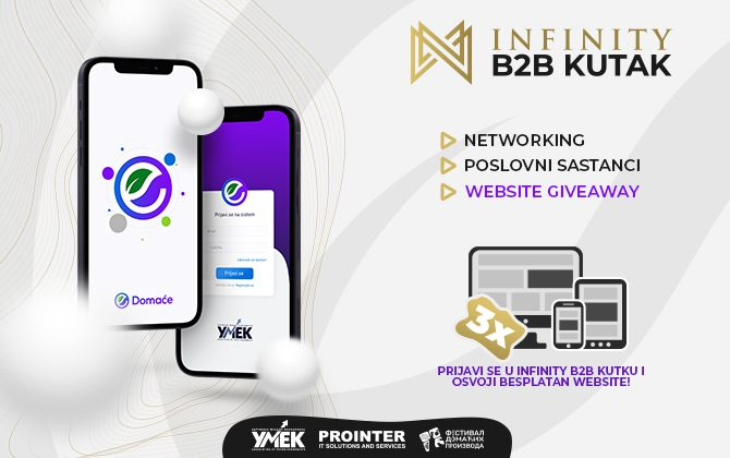 UMEK i Prointer pomažu privrednicima: Na Festivalu domaćih proizvoda do besplatne veb stranice