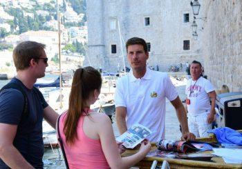 UMJESTO SABORA NA RIVI: Pernar napustio politiku, sada je organizator izleta u Dubrovniku