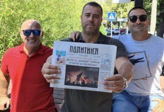 Vođa navijača Crvene Zvezde Marko Vučković: Nisam na Cetinju, u Beogradu sam, slušam svoju SPC, tužiću sve koji su objavili laži o meni!