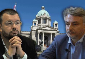 Čedomir Antić i Vladan Glišić pozivaju opoziciju u Srbiji da stvori zajednički front