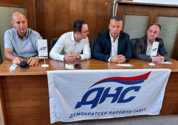 NEŠIĆ: Sadašnja vlast će od 2022. iz opozicionih redova moći da prati kako stabilizujemo RS